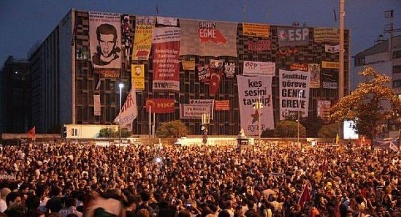 Gezi korkusu: Bütün yollar kapalı!