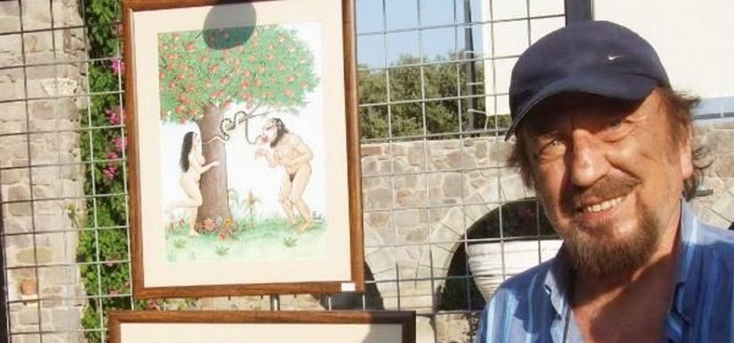 Karikatürist Bedri Koraman yaşamını yitirdi