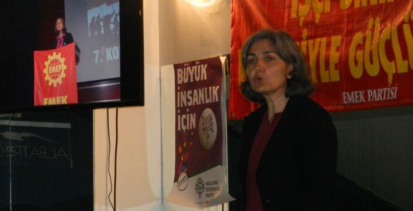 Gürkan: Hükümet zenginden yana
