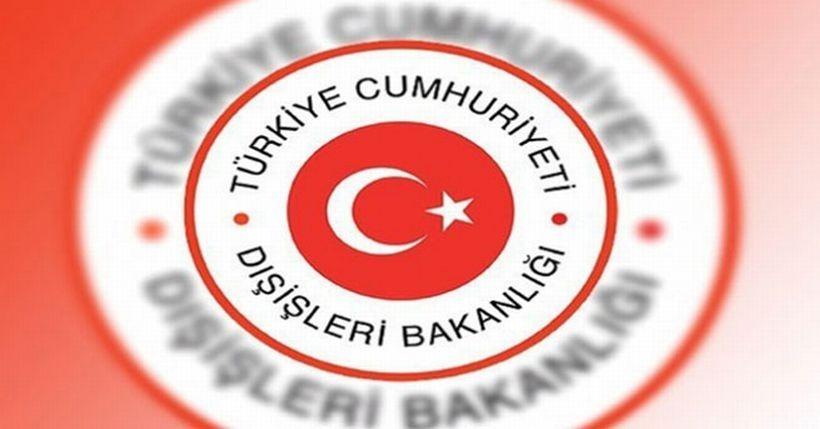 Dışişleri Bakanlığı'ndan 'Türk istihbaratçı' açıklaması