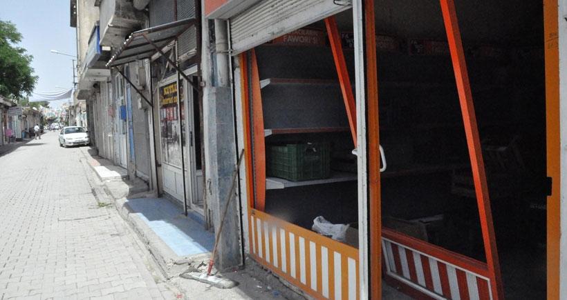 IŞİD Carablus'ta kurumları havaya uçurdu, Antep'teki binalar da zarar gördü