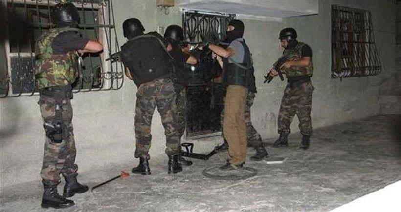 Şırnak'ta seçim operasyonu: 49 gözaltı