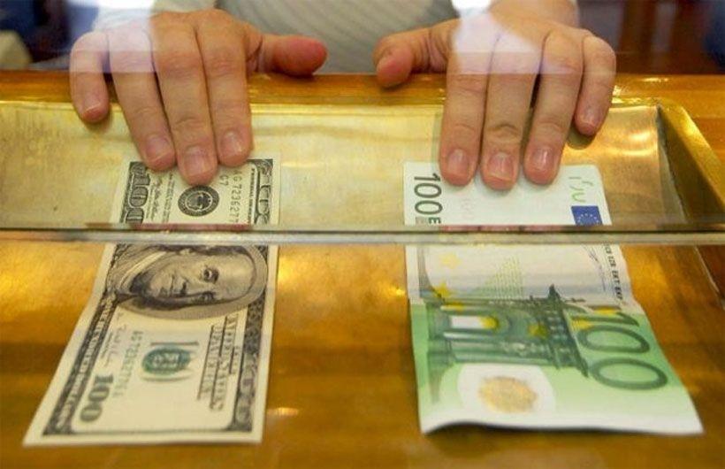 FED raporu sonrası dolar ve avro yükselişte