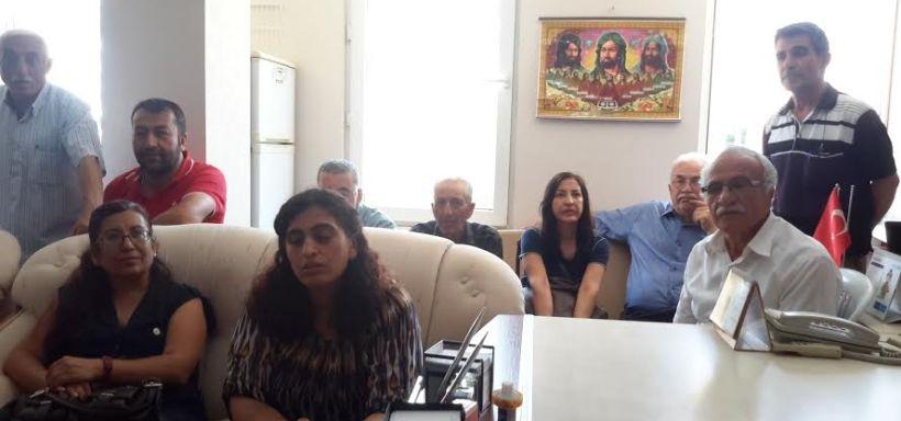 Tuncel: AKP'nin eş başkanları bıyıklı!