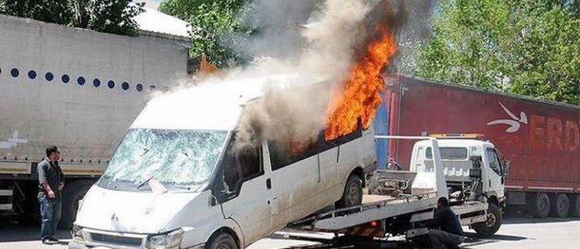 Erzurum'daki ırkçı saldırılarda 13 kişi yaralandı