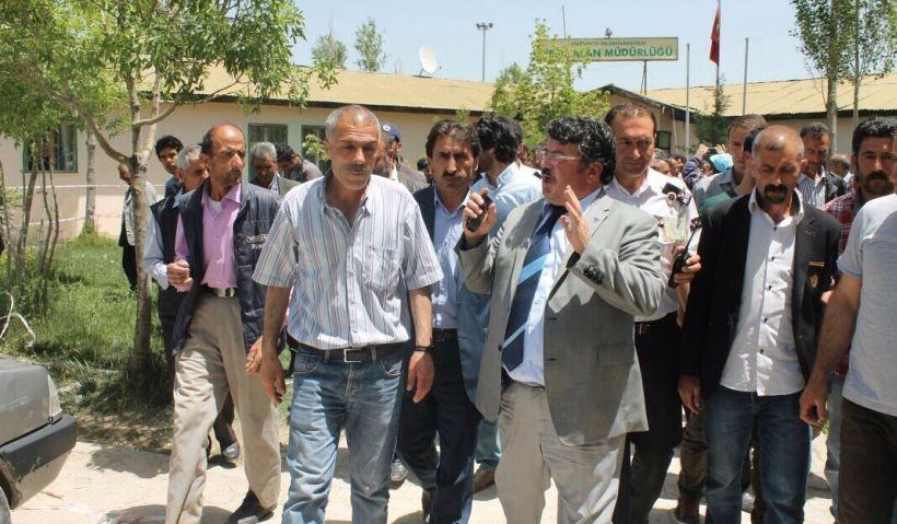Van'da İŞKUR işçileri yine mağdur