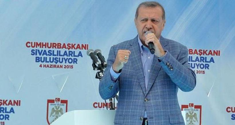 Erdoğan'dan itiraf gibi açıklama