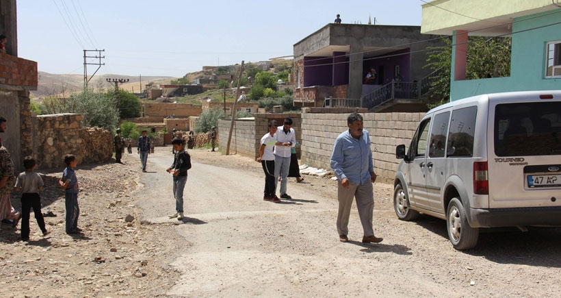 Mazıdağı'nda Hüda-Par üyeleri yurttaşlara saldırdı