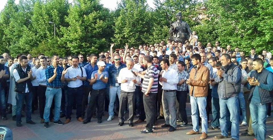 Kocaeli Enpay'da Türk Metal'den istifa eden işçiler Birleşik Metal'e geçti