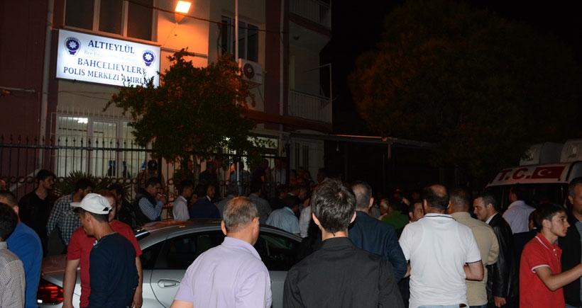 Bozkurt işareti yapan kadın, AKP'liler tarafından darp edildi