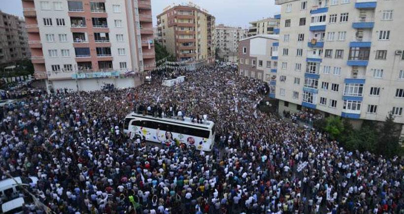Demirtaş halka seslendi: Biz kazanacağız, barış kazanacak