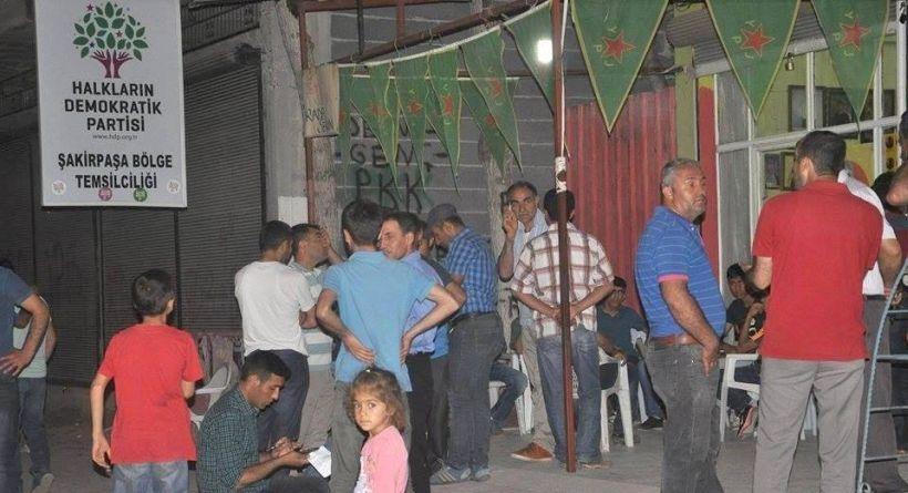 Ceyhan'da HDP irtibat bürosuna silahlı saldırı