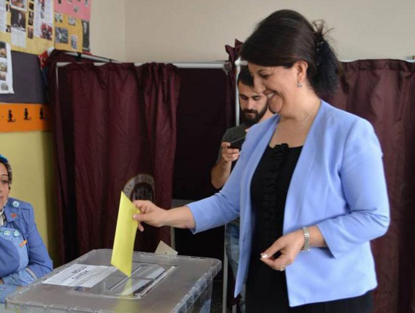 HDP İstanbul adayları oy kullandı