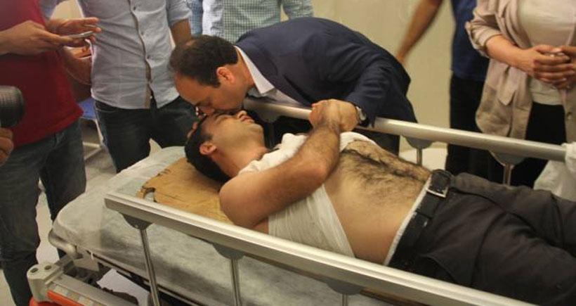 Açık oya karşı çıkan HDP'li müşahitlere bıçaklı, taşlı ve sopalı saldırı