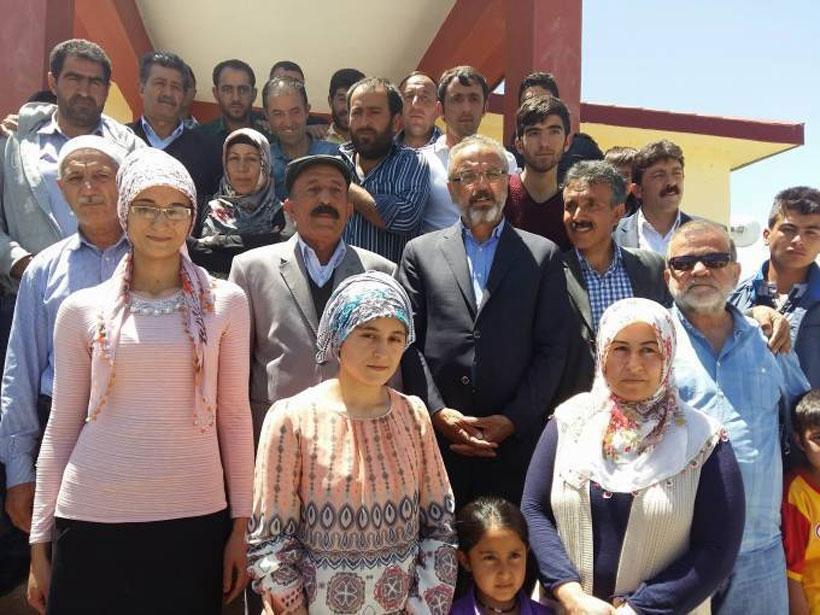 Boykotçu köy boykot kararından vazgeçti
