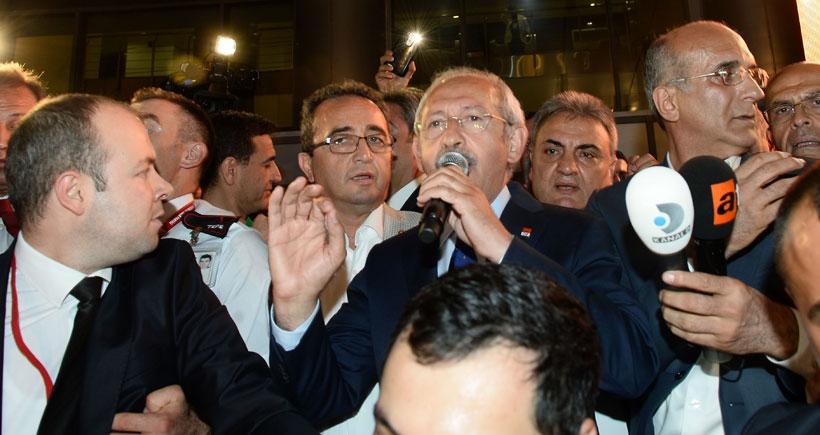 Kılıçdaroğlu 'Demokrasi kazandı'