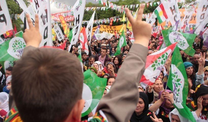 İç Anadolu HDP'ye 'Evet' dedi