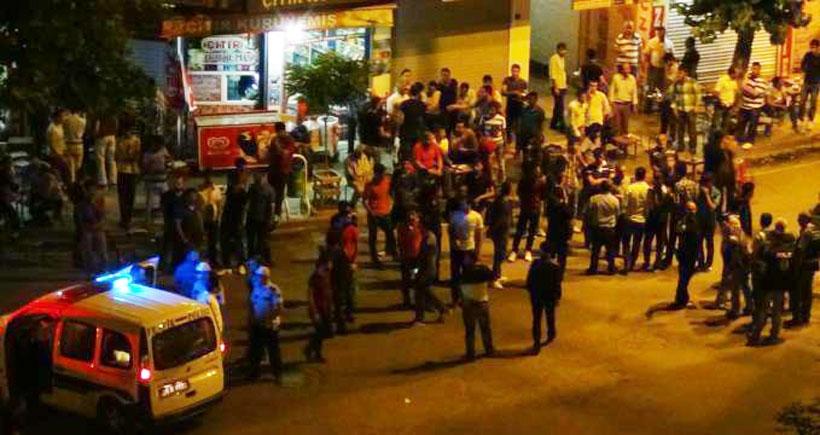 HDP'lilerin kutlamasına polis saldırdı
