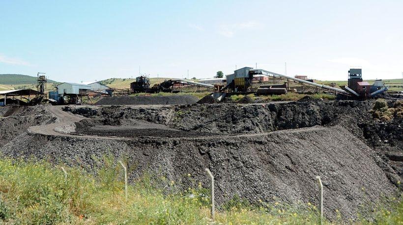 Amasya'da madende göçük: Soma'dan gelen işçi yaşamını yitirdi