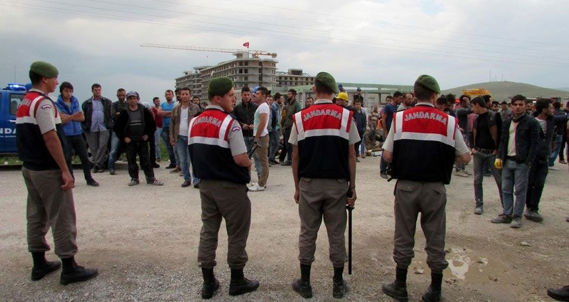 Kürt işçilere saldırı firmanın oyunu mu?