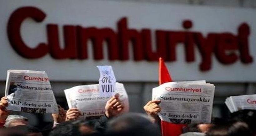Cumhuriyet'in son 'MİT TIR'ları' haberine de erişim yasağı geldi