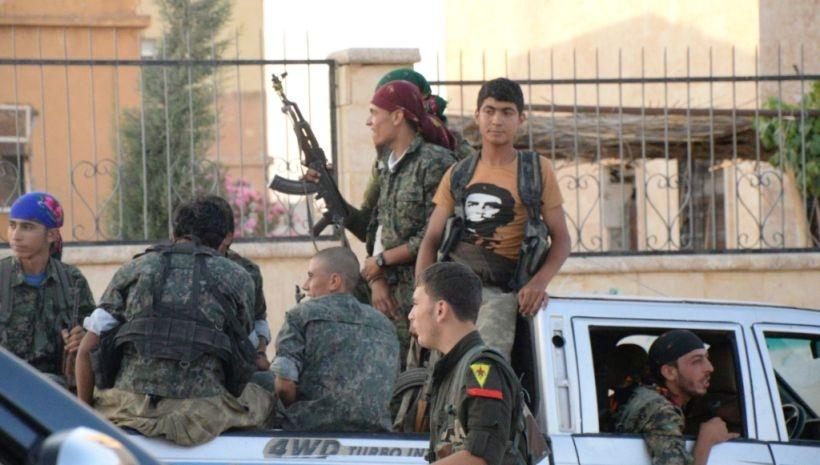 YPG'nin Til Ebyad hamlesi an meselesi