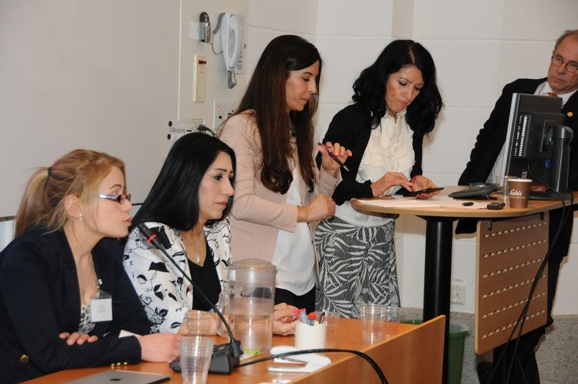 Êzidî kadınlar için hukuki ve tıbbi yardım şart