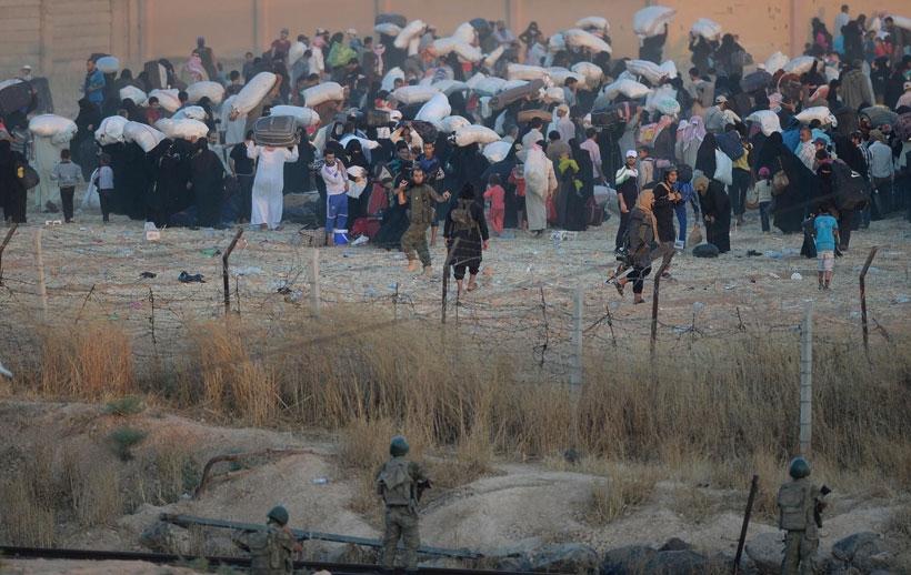 AKP, artık IŞİD'le iş  tutmaktan vazgeçmeli