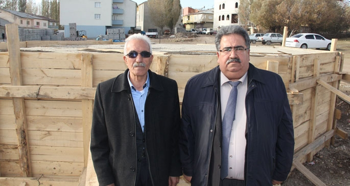 Şêx Saîd anıtına Kaymakamlık engeli