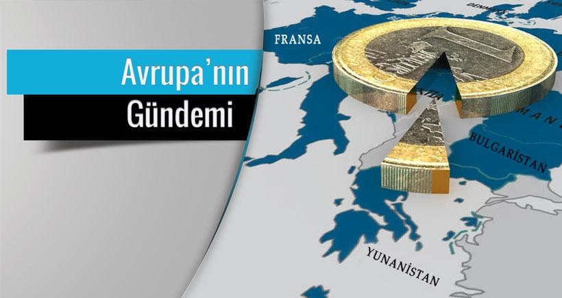 Avrupa'nın  Yunanistan'la  imtihanı