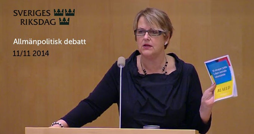 TİHV'e baskılar İsveç Parlamentosunda