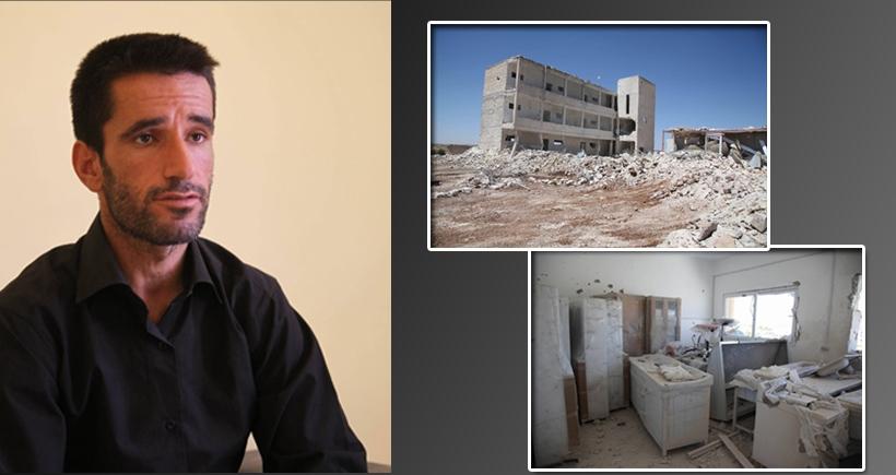 Kobanê Sağlık Bakanı Yeni Şafak'ı yalanladı