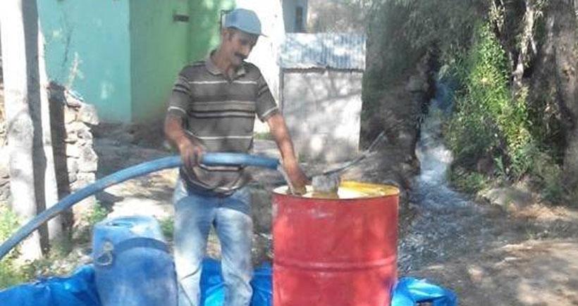 AKP'ye oy çıkmayınca içme suları kesildi