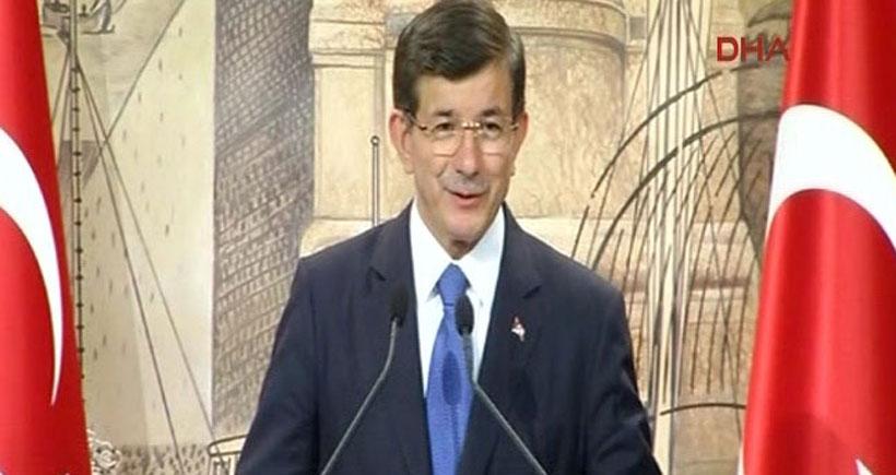 Başbakan Davutoğlu: İlkeli bir tutum sergiledik