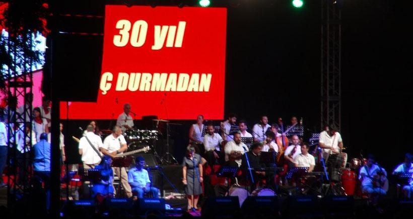 Grup Yorum, Dersim'de konser verdi
