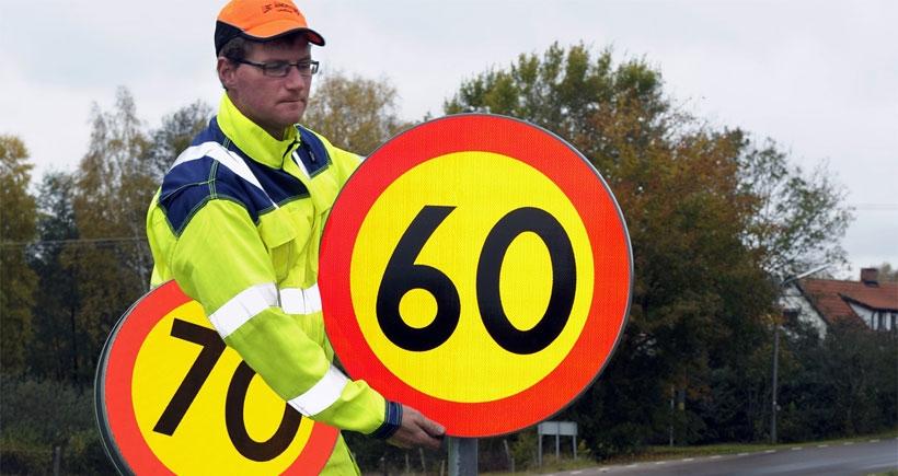 Trafikte hız limiti düşürüldükçe kaza ve ölümler azalıyor