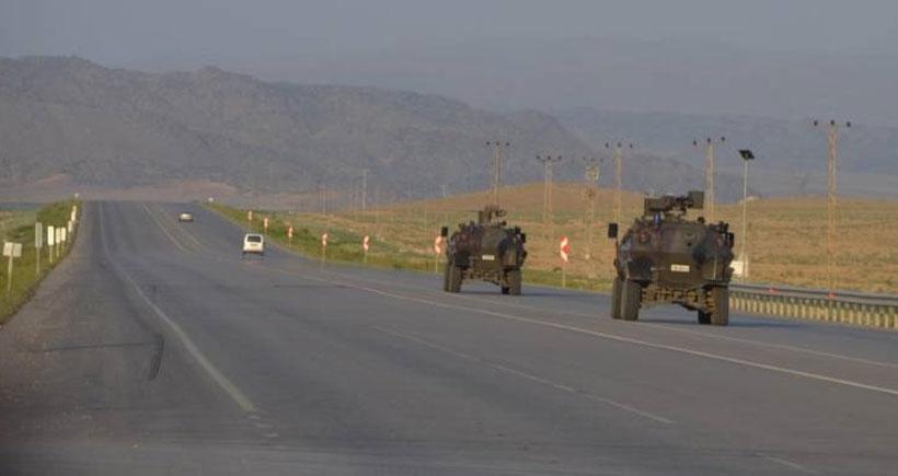 Ağrı Dağı'nda PKK'liler ile asker arasında çatışma iddiası