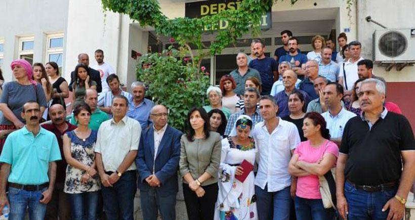 Dersim'de Vali Arduç ailesinin açlık grevle ile ilgili açıklama sözü verdi