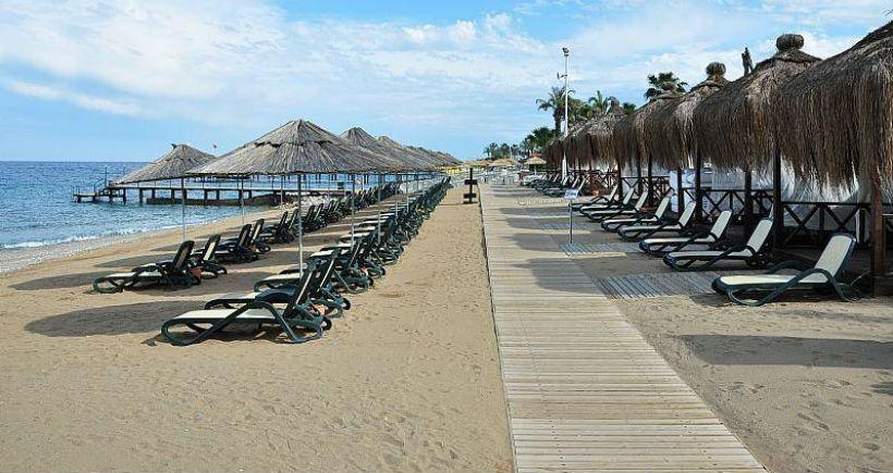 AKP'li başkanın 'ücretsiz sahil' vaadi 1 yıl sürmedi