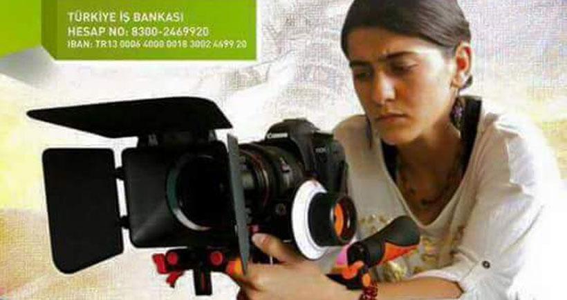 Sinemacı kadınlar, Diyarbakır yaralıları için kampanya başlattı