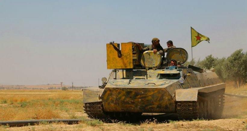 YPG'den Haseke açıklaması: 29 IŞİD'li öldürüldü