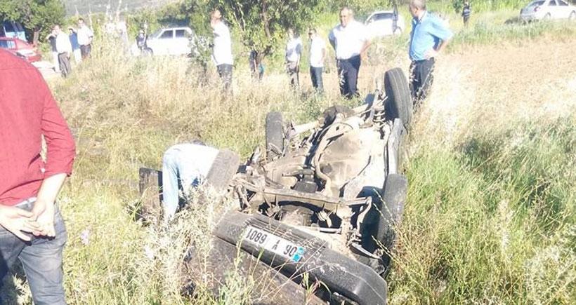 Tatilde 3 günlük bilanço: 44 kazada 38 ölü, 238 yaralı