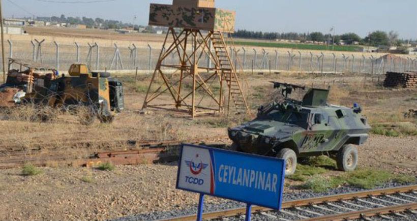 'Ceylanpınar'da IŞİD'in hücre evleri var'