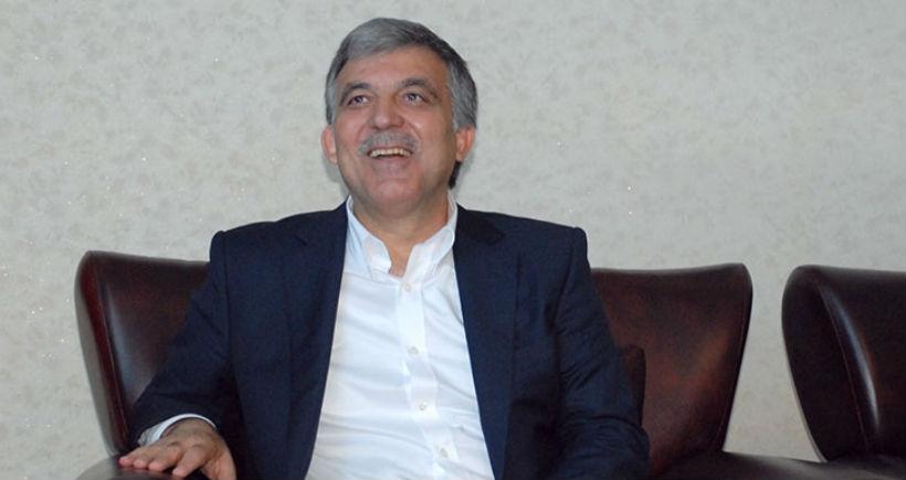 Abdulah Gül: Uzlaşma ortamı olması iyi bir şey