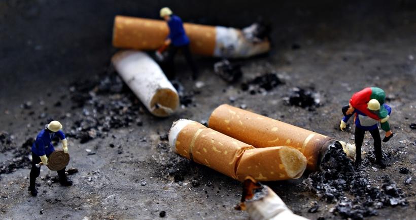 Türkiye dünyada en fazla sigara içilen 8'inci ülke