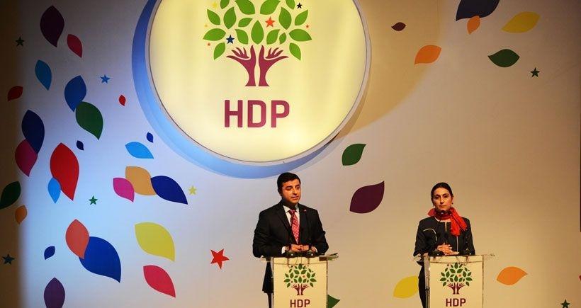 HDP'den IŞİD ve türevlerine karşı Barış Bloku'nda bir araya gelme çağrısı