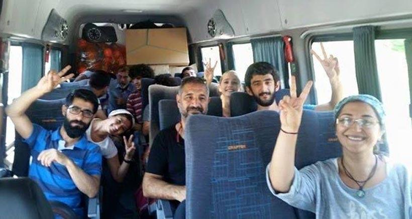 VİDEO: SGDF'liler Kobanê'ye neden gittiklerini anlatmıştı