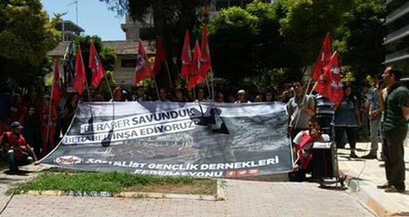 'Kobanê'ye daha kalabalık daha dirençli gideceğiz'