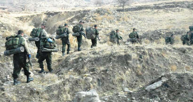 Muş'ta askeri operasyon ve silah sesleri