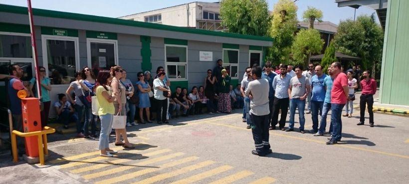 İzmirli işçiler: IŞİD'e desteği kes sorumluları yargıla